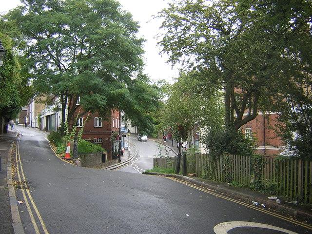 Hampstead: The Mount