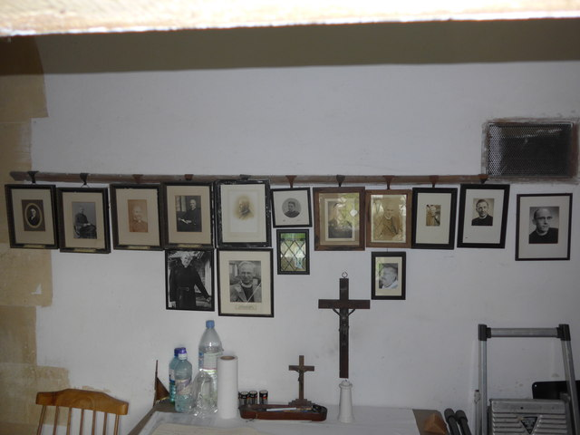 All Hallows, Woolbeding: previous incumbents