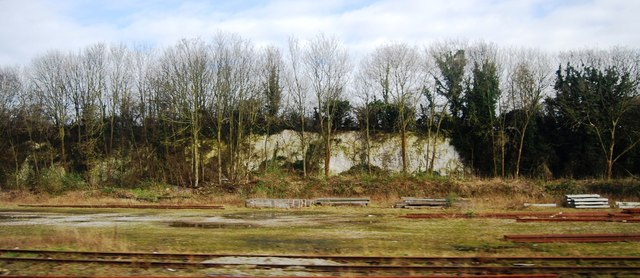Sidings south of Hitchin