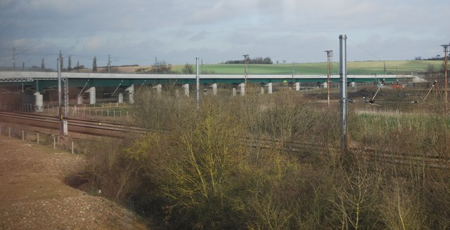 The Hitchin Viaduct