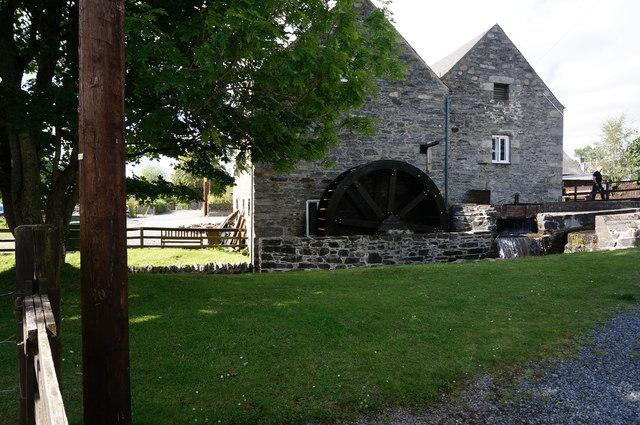 Watermill, Blair Atholl