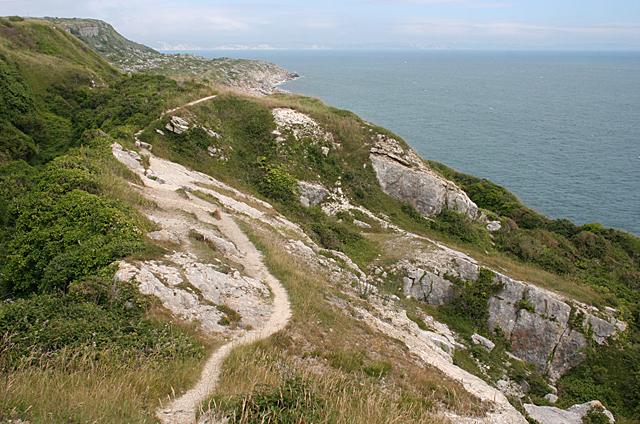 Coast Path at Southwell