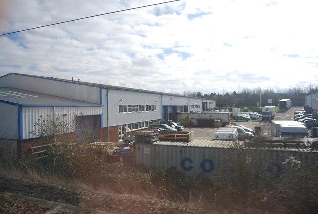 Industry, Baldock