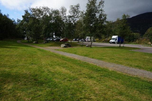 Parking area, Ralia
