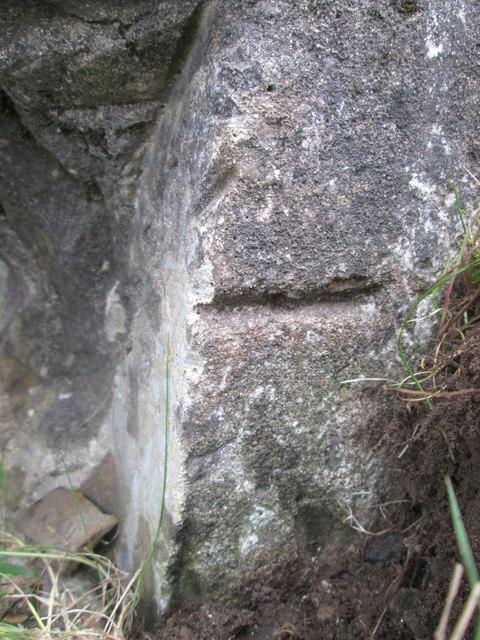 Ordnance Survey Cut Mark (Remains)