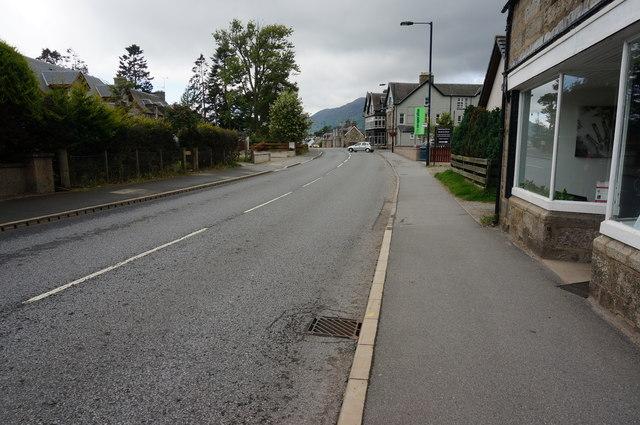 Main Street, Newtonmore