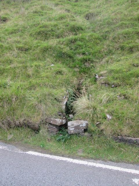Stone Culvert, A4107