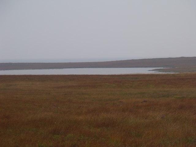 Loch na Totaig from Rubha Mor by Altandhu near Lochinver