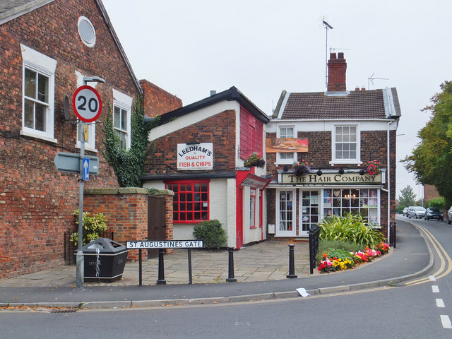 Fletcher Gate, Hedon, Yorkshire