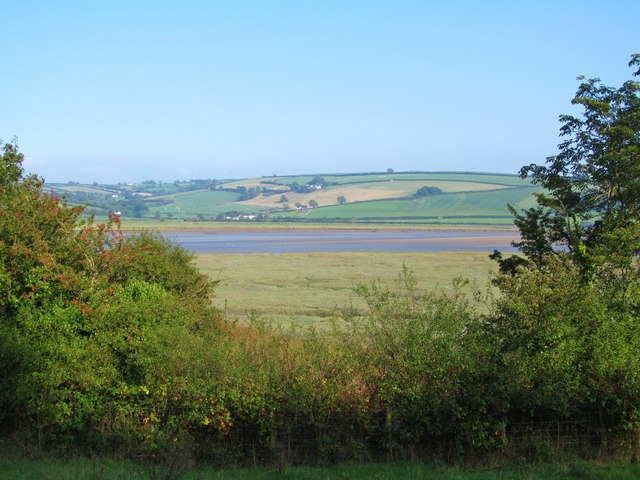 A view of the estuary