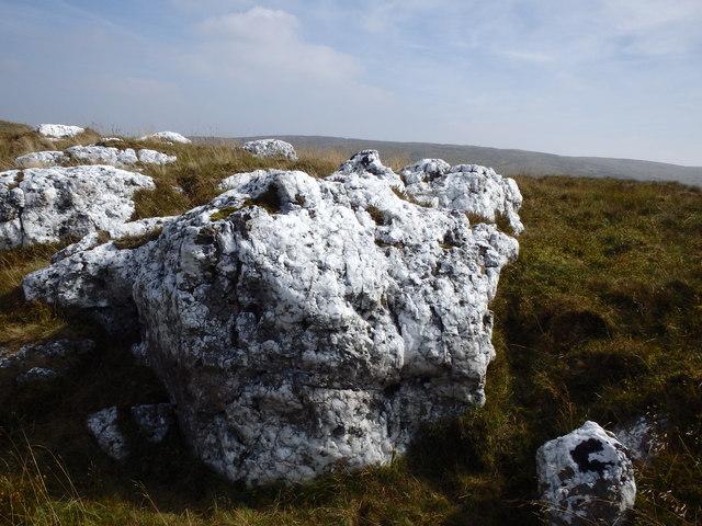 Quartz Rocks Foel Uchaf