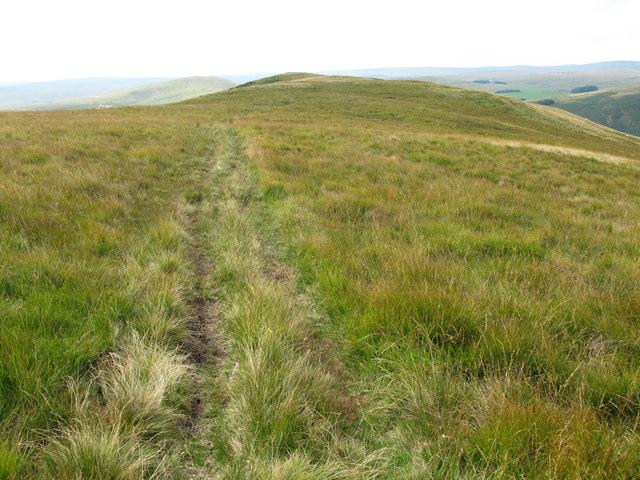 Track on Inner Hill