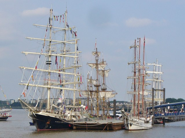Woolwich - Tall Ships