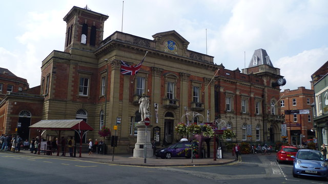 Kidderminster Town Hall