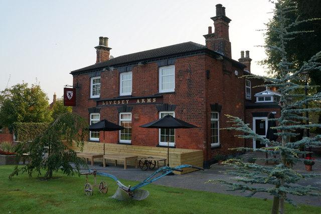 Livesey Arms, Ludborough