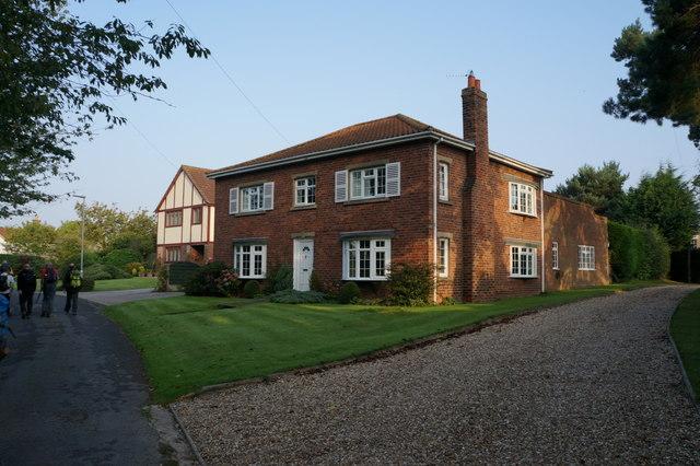 Houses on Chapel Lane, Ludborough