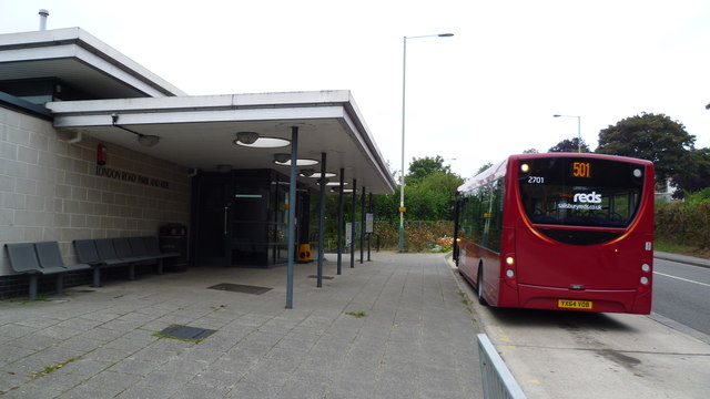 London Road Park & Ride, Salisbury