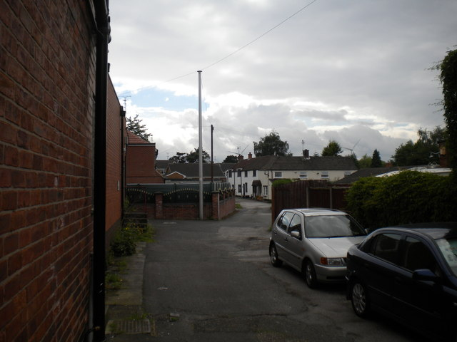 Ramsden Croft, Rainworth