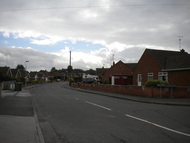 Lake Farm Road, Rainworth
