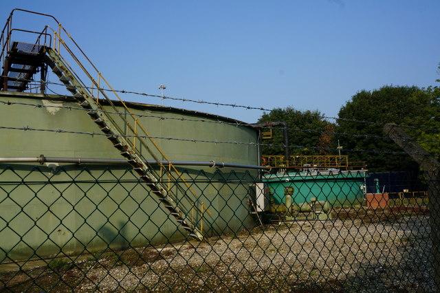 Jayplas Recycling Facility, Autby