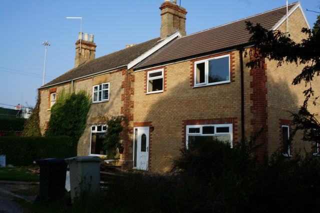 Houses at Autby