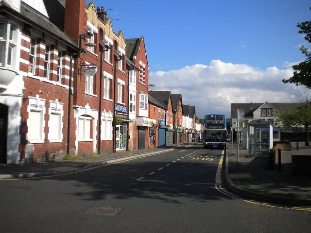 Market Street, Shirebrook
