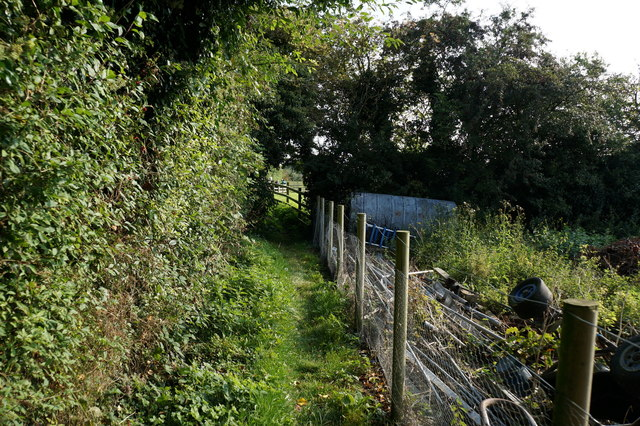 Path leading to North Thoresby