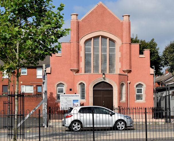 clifton park avenue baptist church      u00a9 albert bridge cc