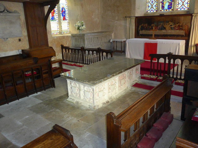 Inside St George, Trotton (B)