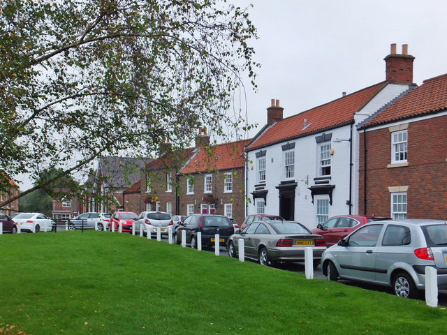 Market Hill, Hedon, Yorkshire