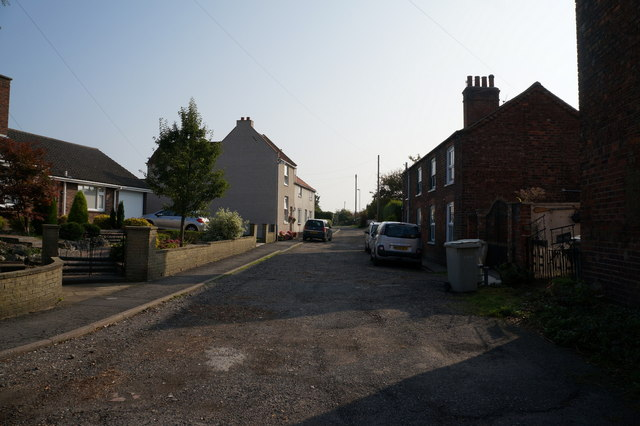 Old Plumtree Lane, North Thoresby