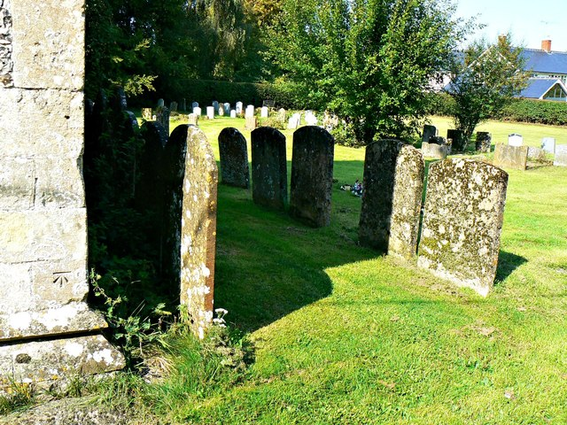 South-east corner of St Andrew's Church, Wootton Rivers, Wiltshire