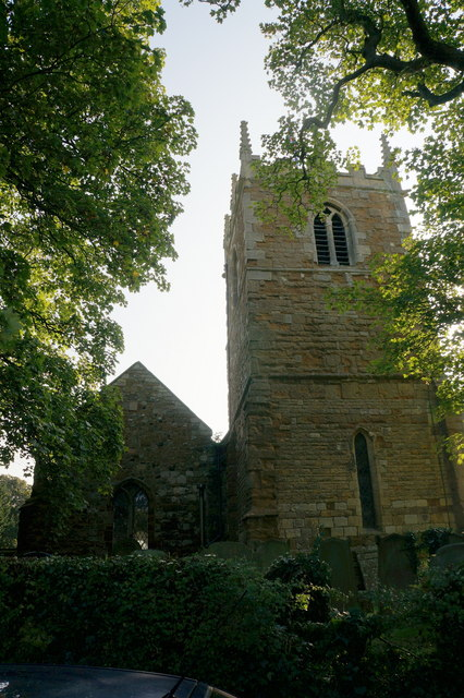 St Helen's, North Thoresby
