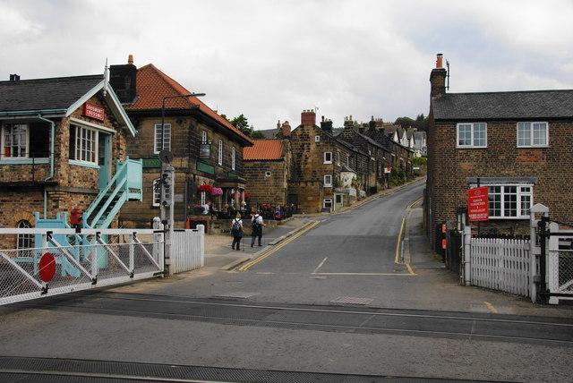 Front Street, Grosmont