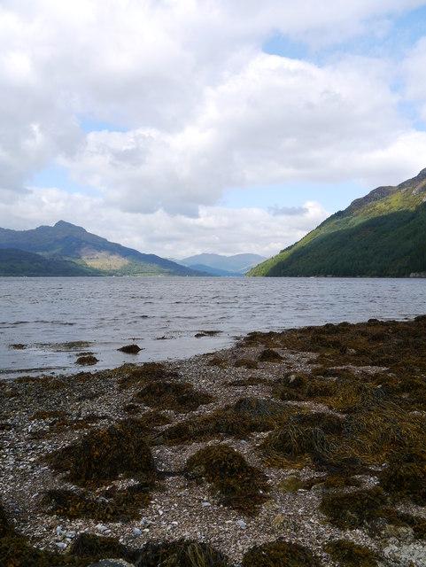 Loch Goil From Roinn Diomhain