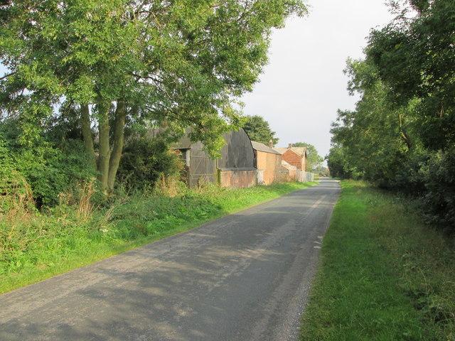 Manor  Farm  Spellowgate