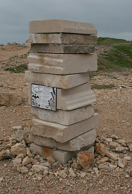 Information on a Pillar