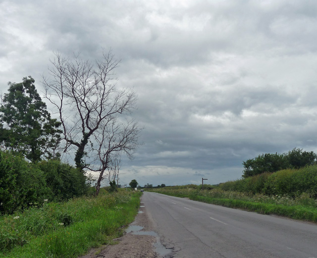 Barnstone Lane near Granby