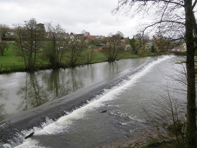 Weir, Mill Street