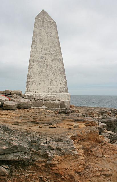 Trinity House Obelisk