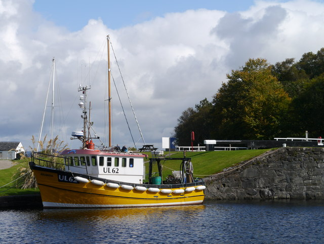 'Atlantia' At Crinan