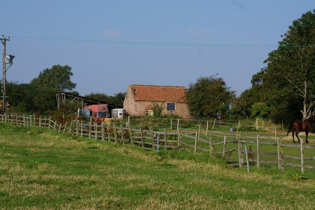 Glebe Farm on Grainsby Lane