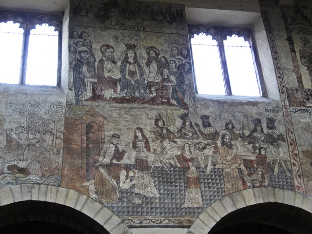 Church Wall Paintings
