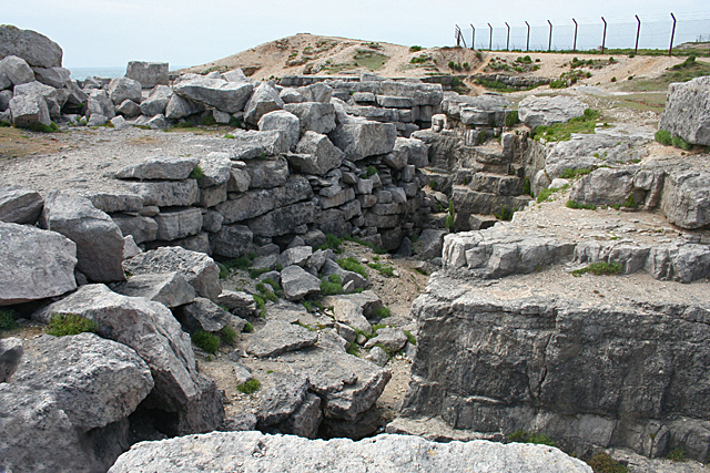 Old Quarries