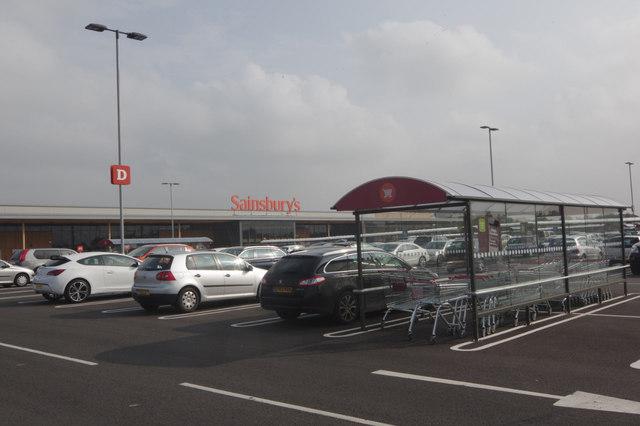 Sainsbury's, Melton Road
