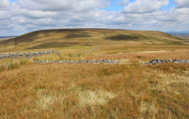 On the Northern Flanks of Harland Hill