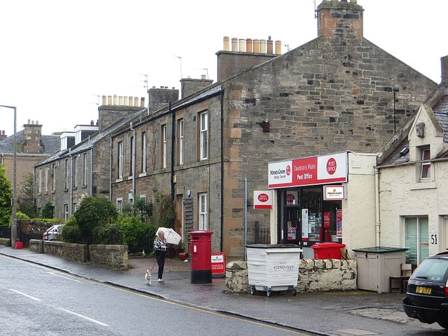 D-Mains Post Office