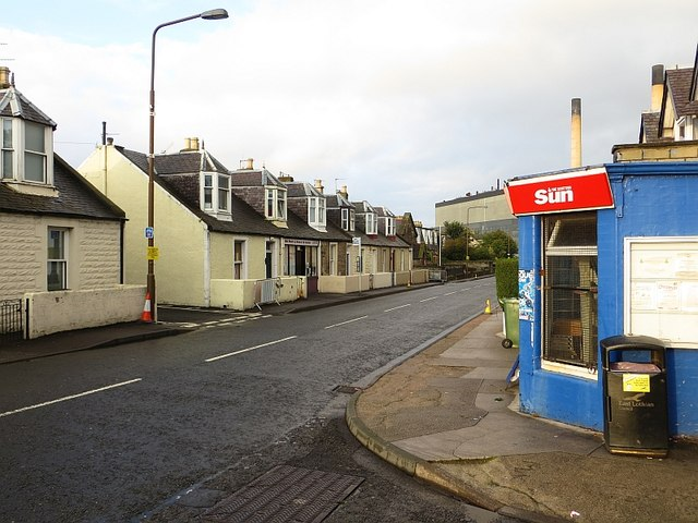 Edinburgh Road, Cockenzie