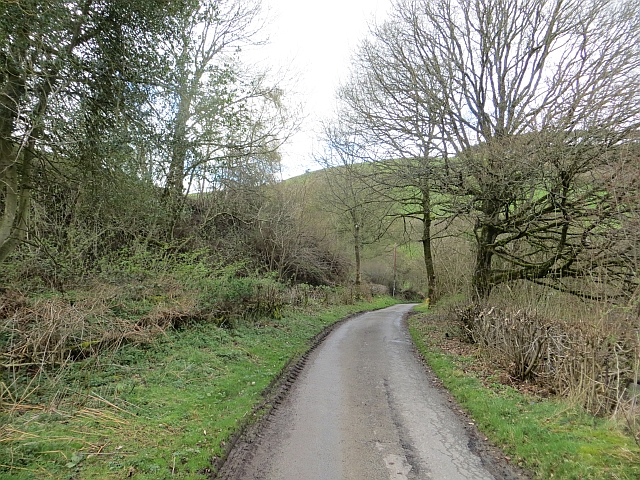 Lane near Obley