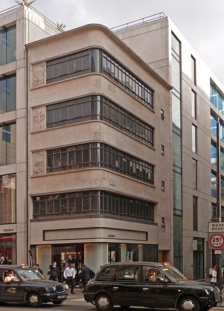 219 Oxford Street, W1